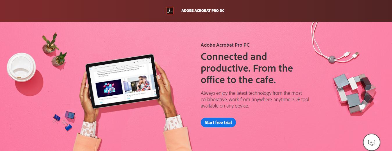 Adobe Acrobat Pro DC 2019 Free Download