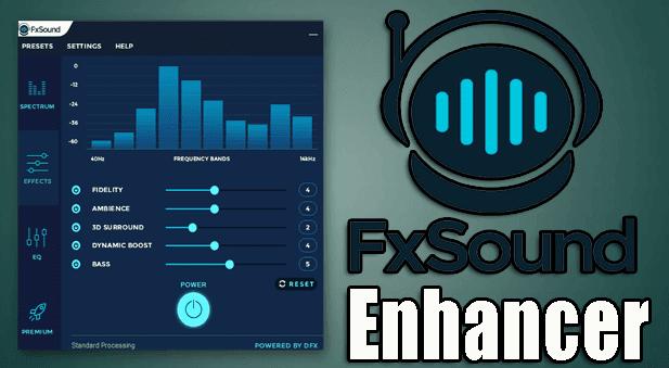 FxSound Enhancer Premium Free Download 2019