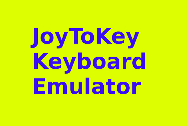 JoyToKey Keyboard Emulator Free Download