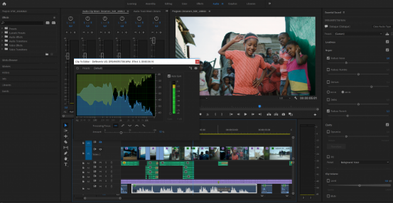 Adobe Premiere Pro CC 2019 v13.1 Free Download
