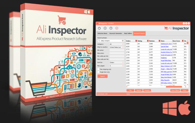 Ali Inspector v1.0.3.1 Dropshipping Free Download
