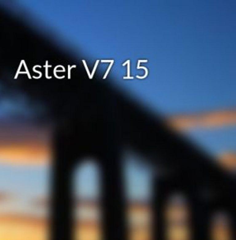 Aster v7 2015 Free Download
