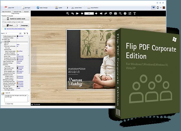 PDF Flip Business Edition Free Download