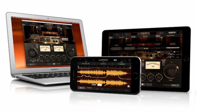 IK Multimedia – Lurssen Mastering Console VST Free Download
