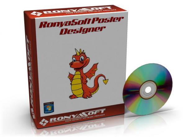 RonyaSoft Poster Designer 2019 Free Download