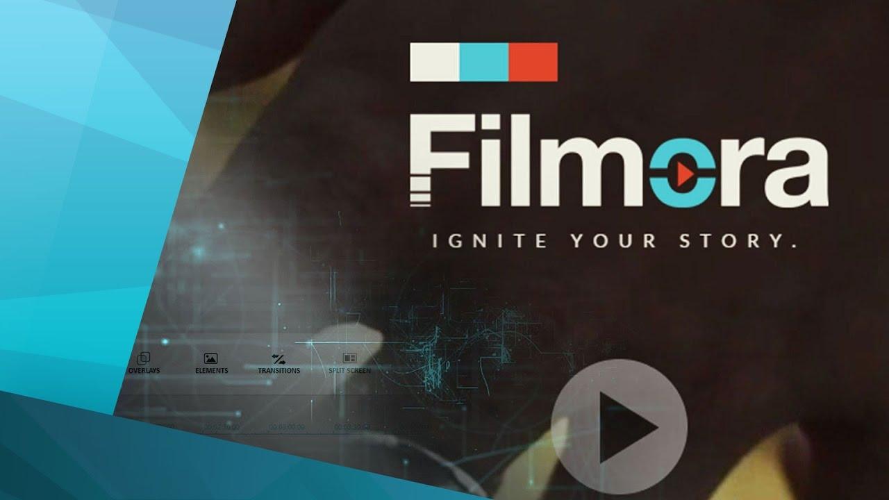 Wondershare Filmora Setup 2019 Free Download