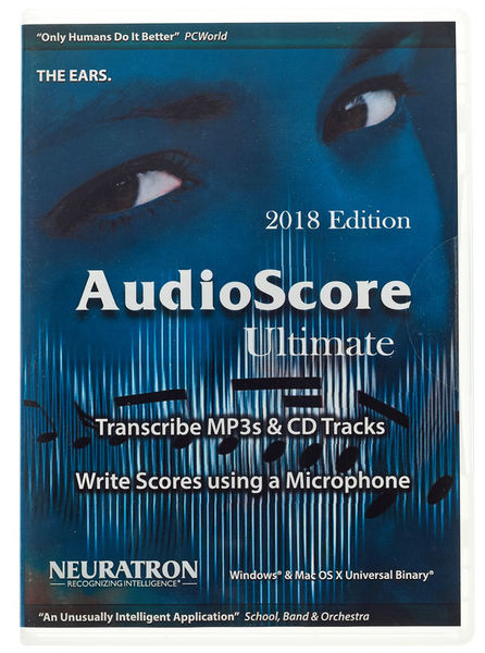 AudioScore Ultimate 8.9 Free Download For PC