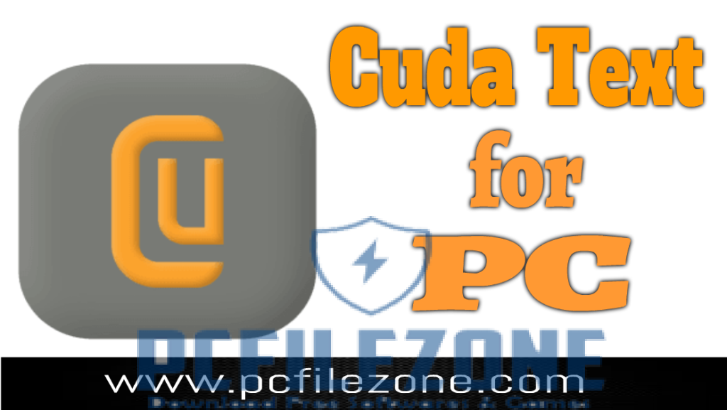 CudaText for PC Free Download