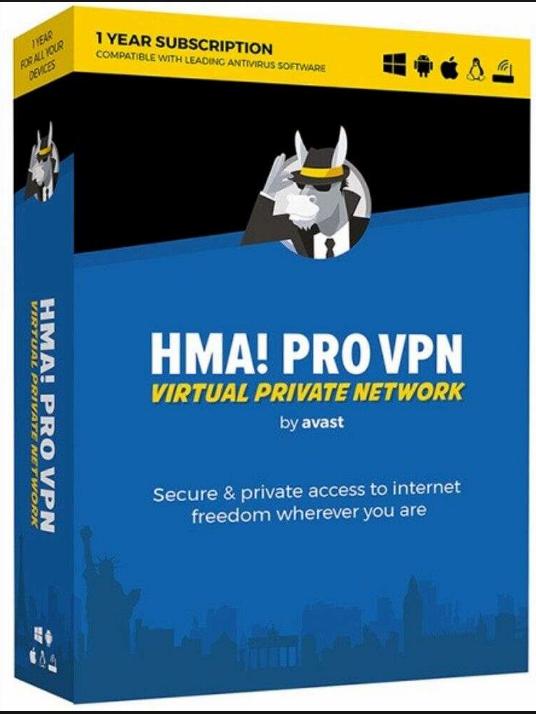 HMA! Pro VPN 4.6.151 Free Download