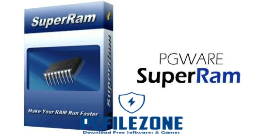PGWare SuperRam 7.5.27.2019 For PC Free Download