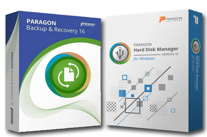 Download Paragon Backup & Recovery Pro 17.4.3 + WinPE For Pc Free