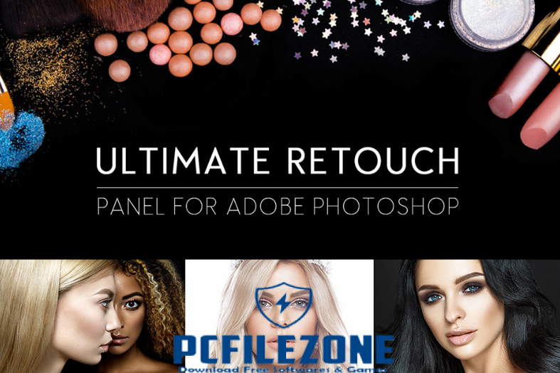 Ultimate Retouch Panel Photoshop Plugin 2019 Free Download