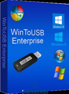 WinToUSB 5.1 latest Enterprise Version + Portable Free Download