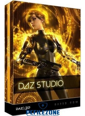 DAZ Studio Pro 4.11.0.383 Free Download (Win)