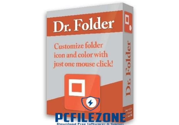 Dr. Folder 2.7.0.0 + Portable + Icons Pack