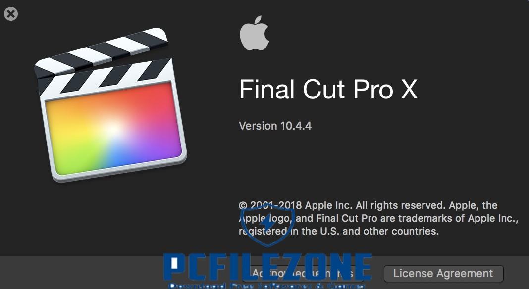 Final Cut Pro X Free Download