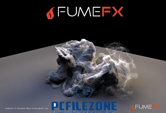 FumeFX for Maya 2019 Free Download