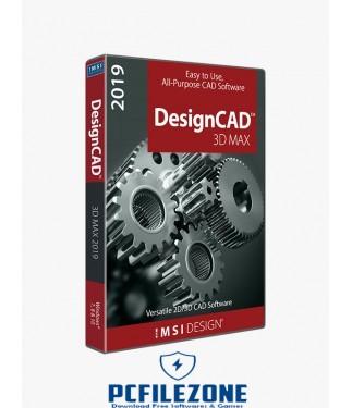 IMSI DesignCAD 3D Max 2019 Free Download For PC
