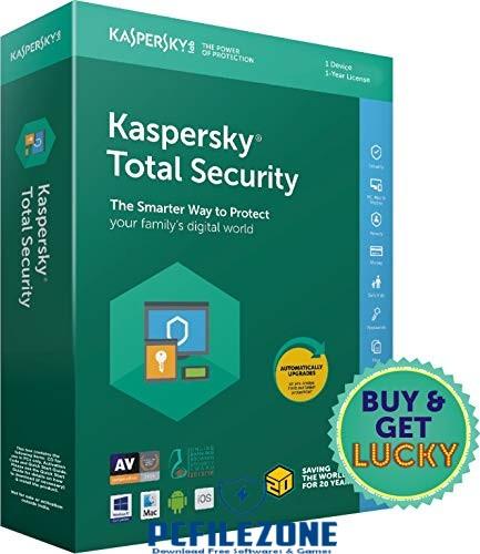 Kaspersky Total Security 2019 Free Download