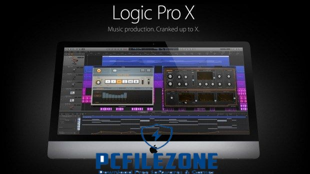 Logic Pro X DMG For Mac OS Free Download
