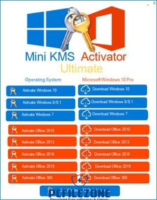 Mini KMS Activator Ultimate 1.6 Latest Version Free Download