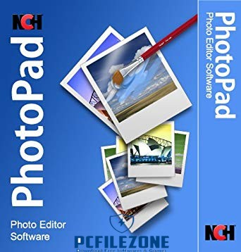 NCH PhotoPad Image Editor Professional 2017 Download Free For PC