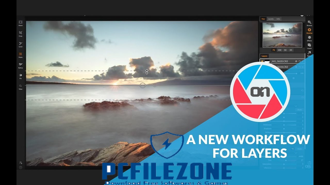 ON1 Photo RAW v13.6.0.7353 2019 Free Download For PC