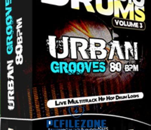 P5Audio – Big Sound Drums Volume3— Urban Grooves Free Download