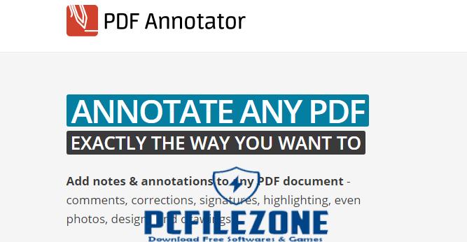 PDF Annotator 2019 Free Download