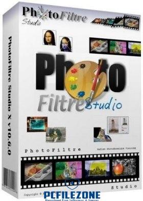 PhotoFiltre Studio X 10.14.0 + Portable Latest Free Download