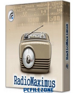 RadioMaximus Pro 2.25.9 Latest Free Download