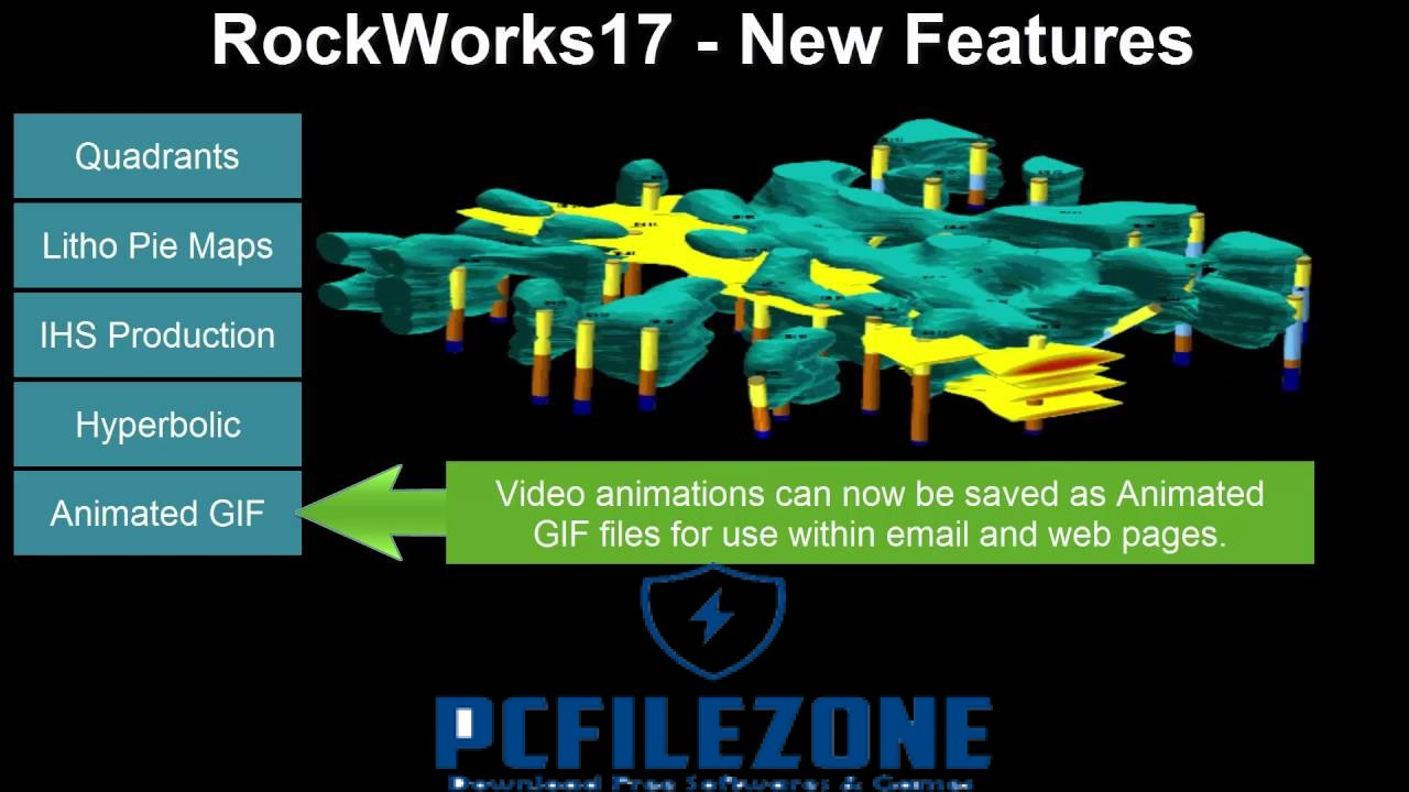 RockWorks 17 Advanced Revision 2018 Free Download For PC