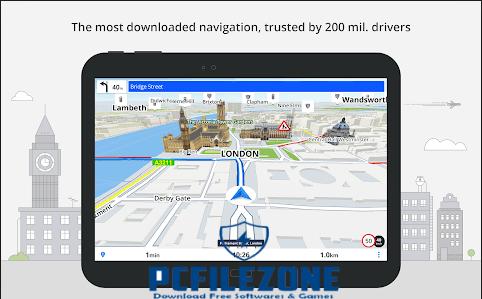 Sygic v18.0.10 Latest | GPS Navigation & Offline Maps | Full Mod APK