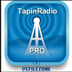 TapinRadio Pro 2.11.7 (32/64 Bit) + Portable Latest Free Download