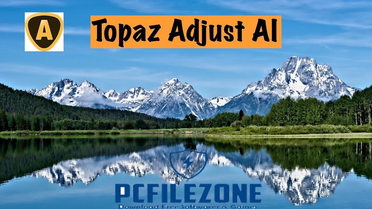 Topaz Adjust AI 2019 For PC Free Download