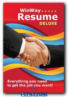 WinWay Resume Deluxe 14.00.016 For PC Free Download