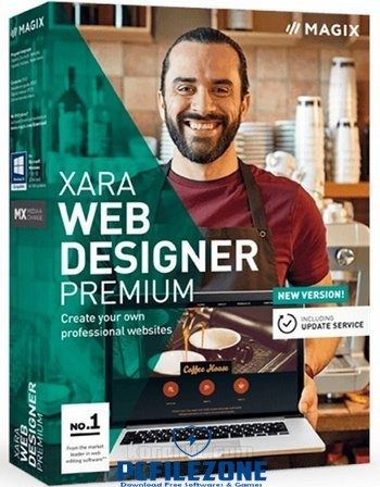 Xara Web Designer Premium 16.2.0.56957 + Portable Free Download