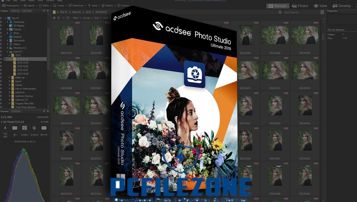 ACDSee Photo Studio Standard 2019 Free Download