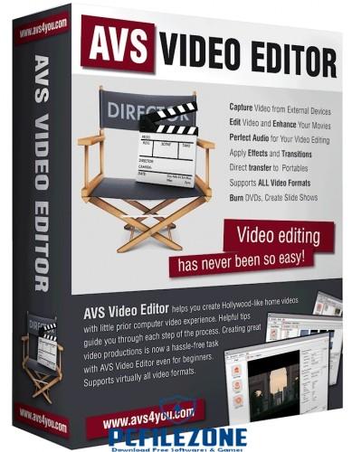 AVS Video Editor 9.1.1.336 Free Download [Latest]