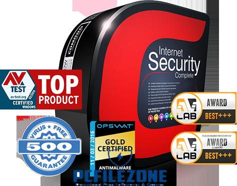 Comodo Internet Security 12.0.0.6818 [Freeware]