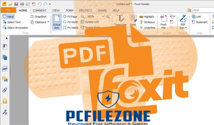 Foxit Reader 2019 Free Download For PC
