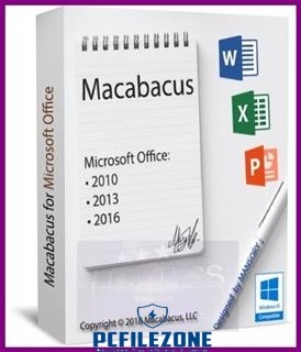 Download Free Macabacus for Microsoft Office 2019 For PC