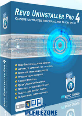 Revo Uninstaller Pro 4 1 5 Full + Portable Free Download