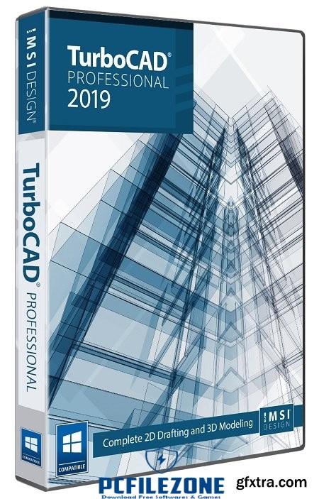 TurboCAD Deluxe 26.0 Build 34.1 Fee Download 2019