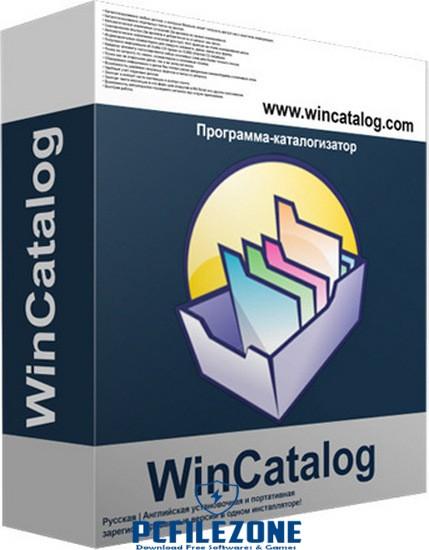 WinCatalog 2019 For PC Free Download