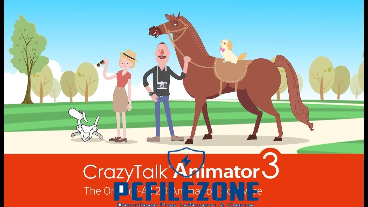 Reallusion CrazyTalk Animator Pipeline + Resource Pack Download