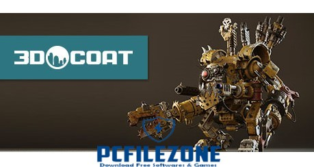 3D Coat 2019 Free Download For PC