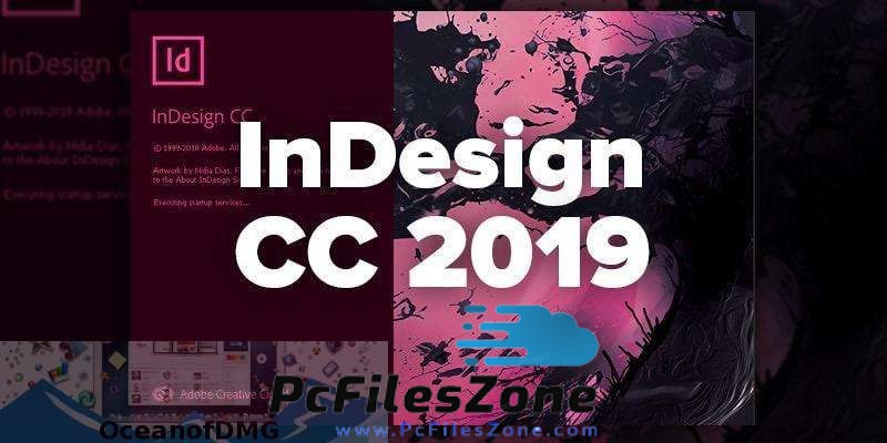 Adobe InDesign CC 2020 With Serial Key Free Download