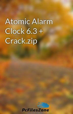 Atomic Alarm Clock 6.3 2019 For PC Free Download