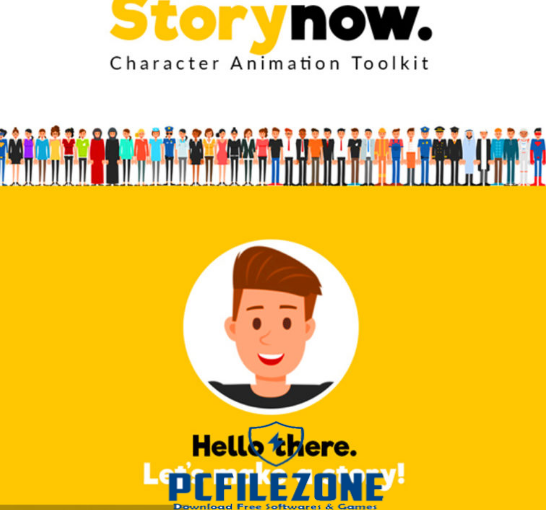 VideoHive 4.7 – Story Now | Character Animation Toolkit Download